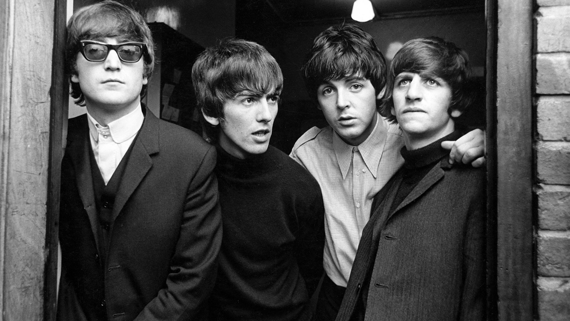 John, George, Paul and Ringo, 1967