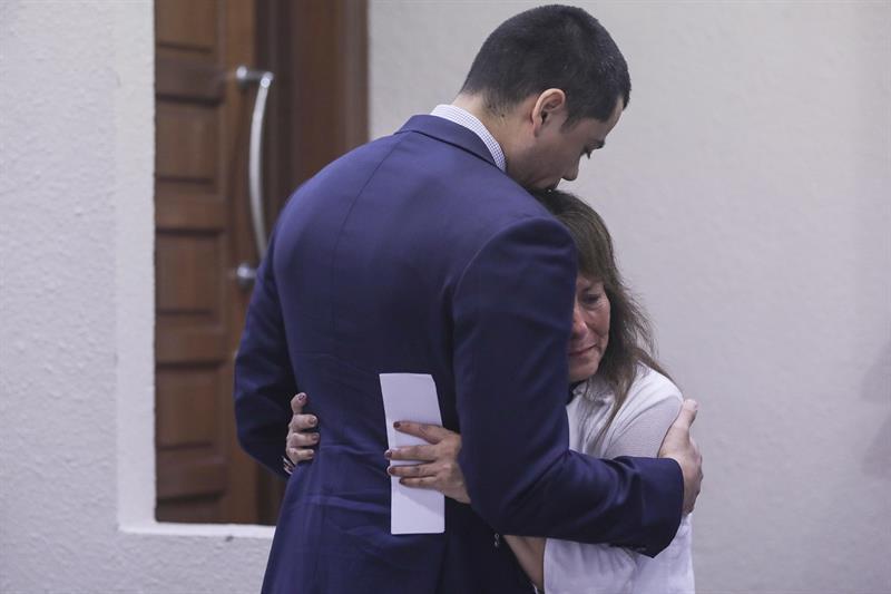 [Fotos] Tribunal de Malasia retomó juicio contra dos chilenos acusados de asesinato