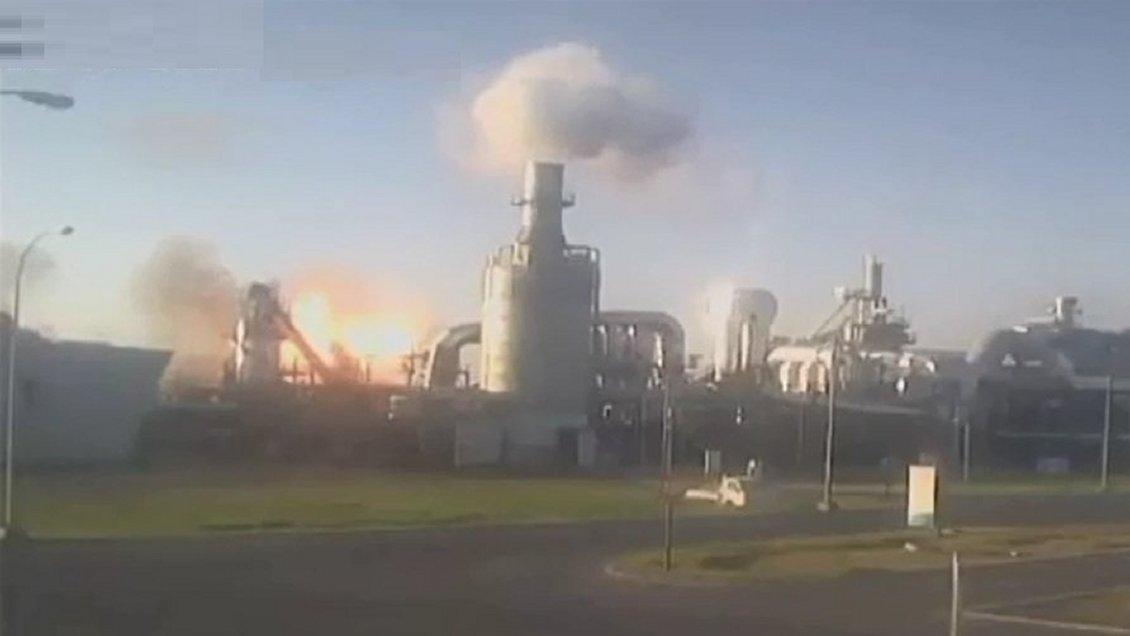 Seremi abre sumario por explosión en fábrica que no fue reportada a Bomberos