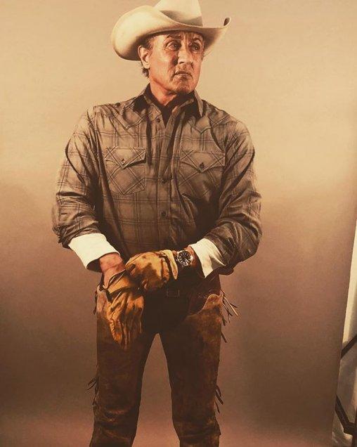 ¡Rambo está de vuelta!, así lo confirmó el mismo Stallone