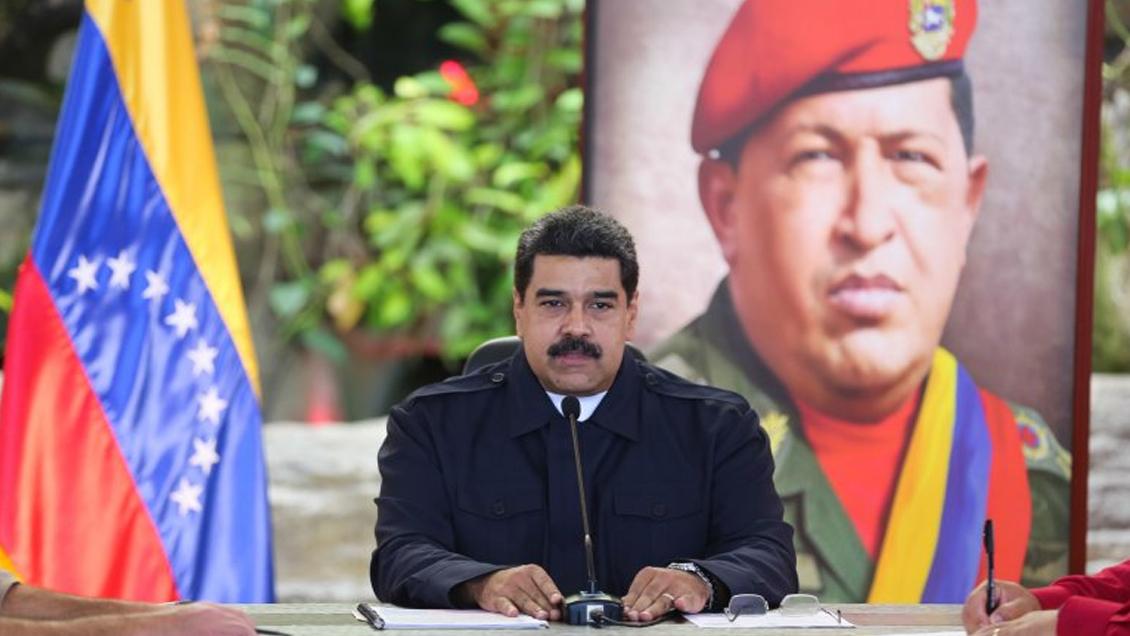 Maduro anunció película y serie sobre Hugo Chávez