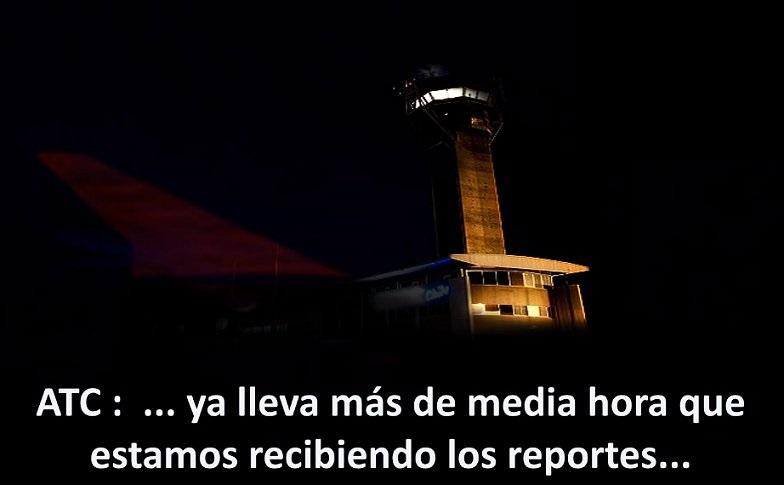 Seis pilotos reportan avistamiento de ovnis en Chile