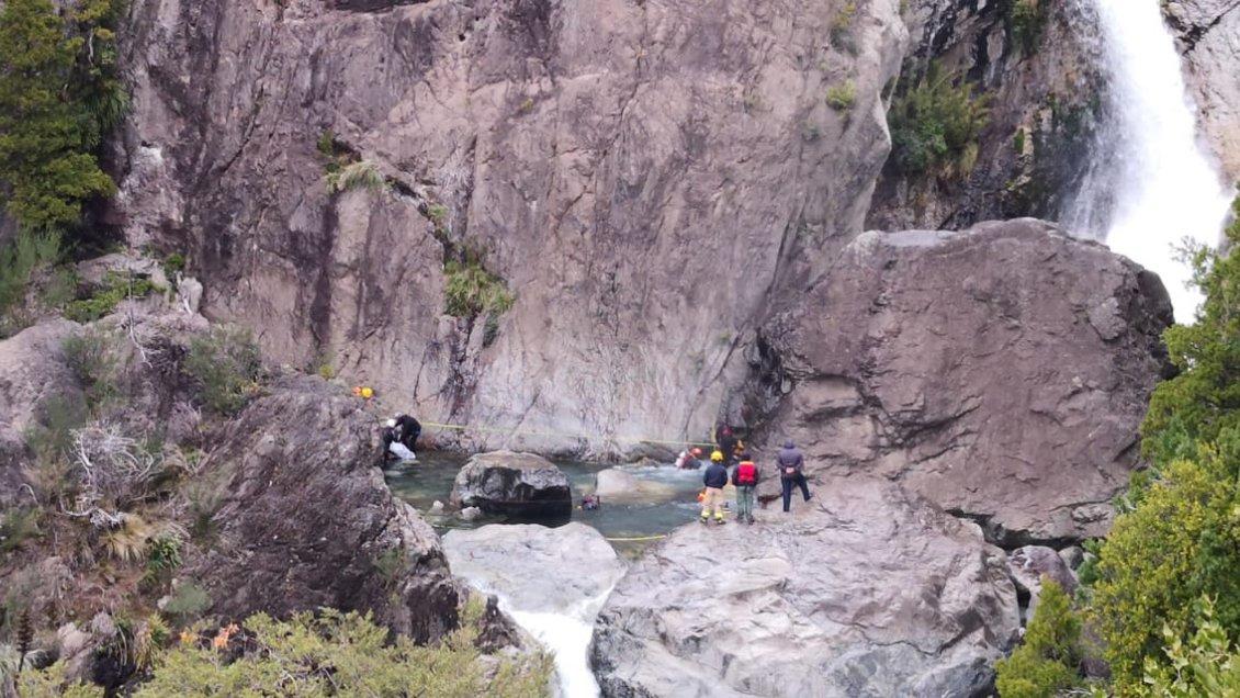 Fotos Del Cangri Muerto: Los Tres Jóvenes Desaparecidos En Antuco Fueron
