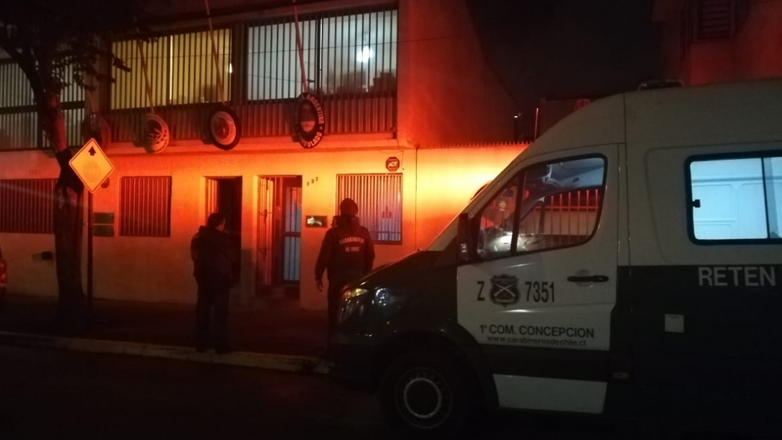Robo afectó al Consulado de Argentina en Concepción