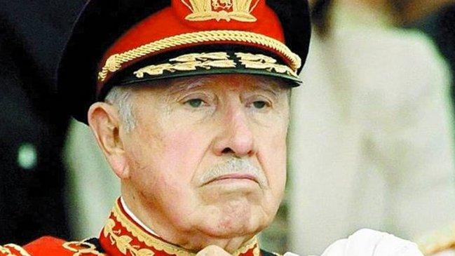 A 20 Anos De La Detencion De Pinochet En Londres Cooperativa Cl
