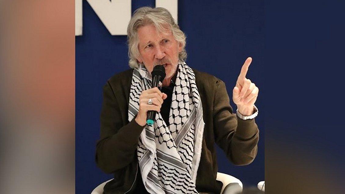 Roger Waters: Israel no va a parar hasta eliminar al último palestino