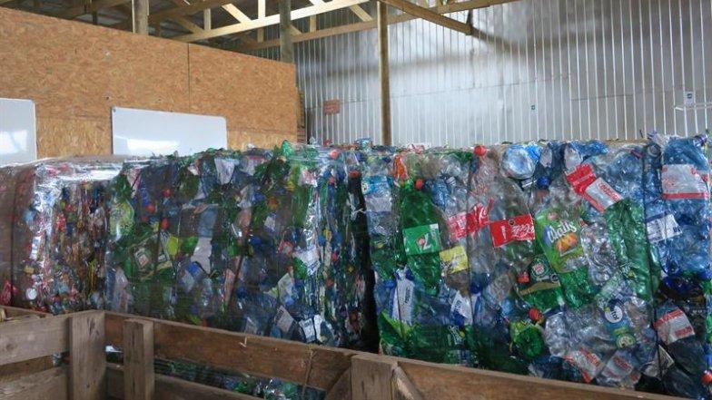 La planta de reciclaje de Orito es clave en el desarrollo del plan (Foto: EFE)