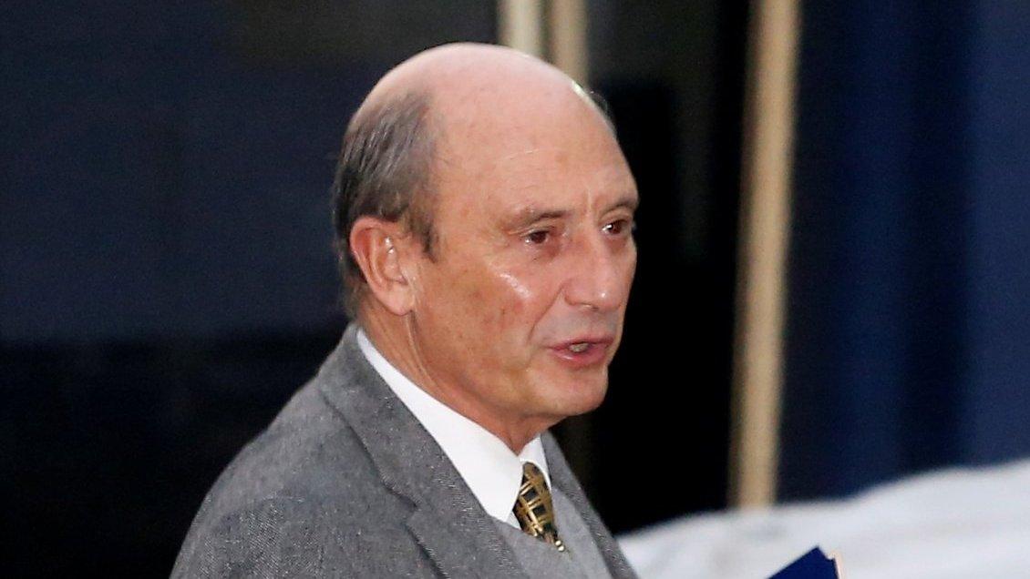 Gobierno pidió aumentar la condena de Juan Emilio Cheyre