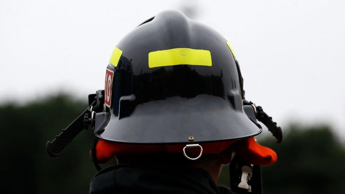Encapuchados quemaron cabaña del superintendente de Bomberos de Cañete
