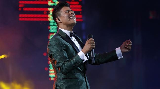Américo dará la bienvenida al Año Nuevo en Iquique