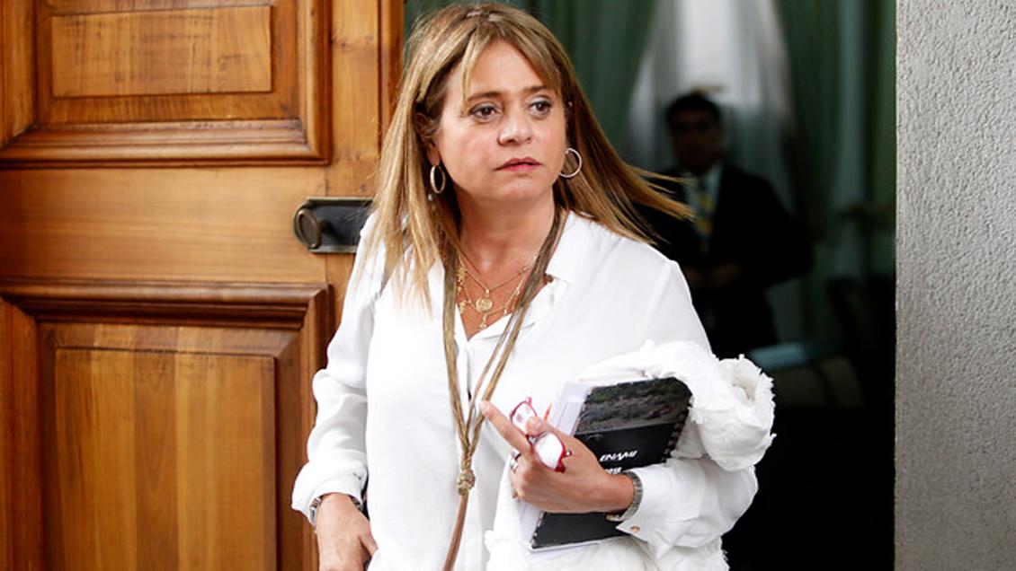 Fiscalía citó a declarar a Van Rysselberghe como imputada por cohecho y fraude al Fisco