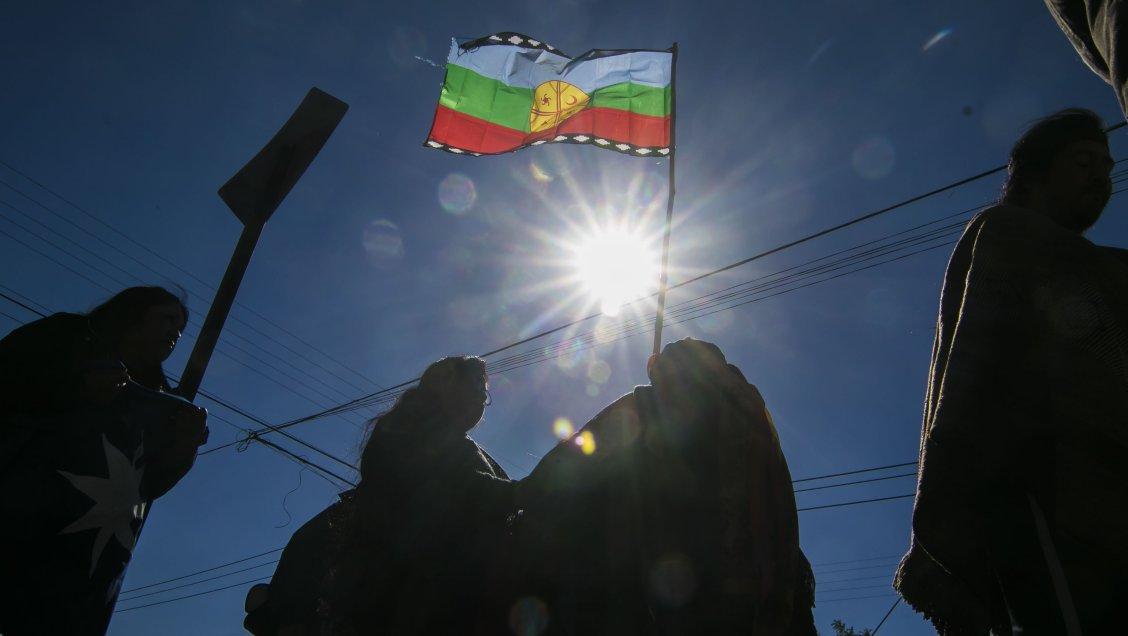 La Araucanía: Gobierno dice que gran marcha mapuche no está autorizada