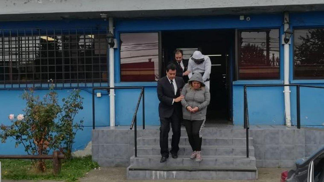 Osorno: Tres detenidos luego de exhibir armas y drogas en redes sociales