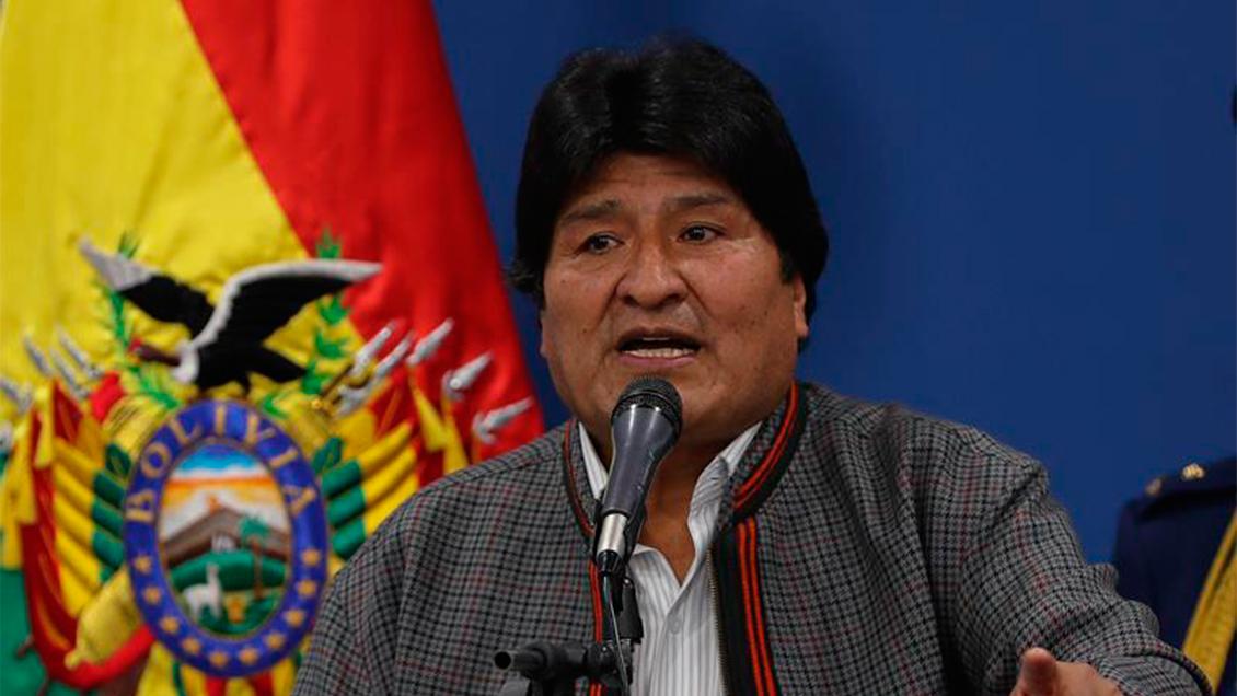 Evo Morales acusa al Senado de EEUU de querer violar la soberanía de Bolivia