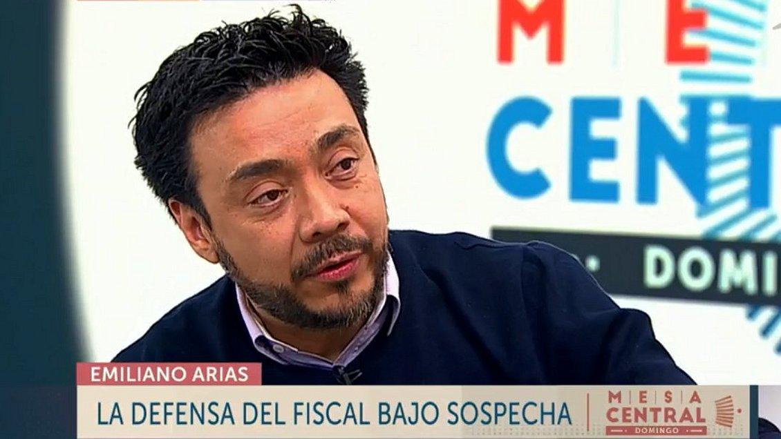 Emiliano Arias: En la Fiscalía hay descontrol y antes no pasaban estas cosas