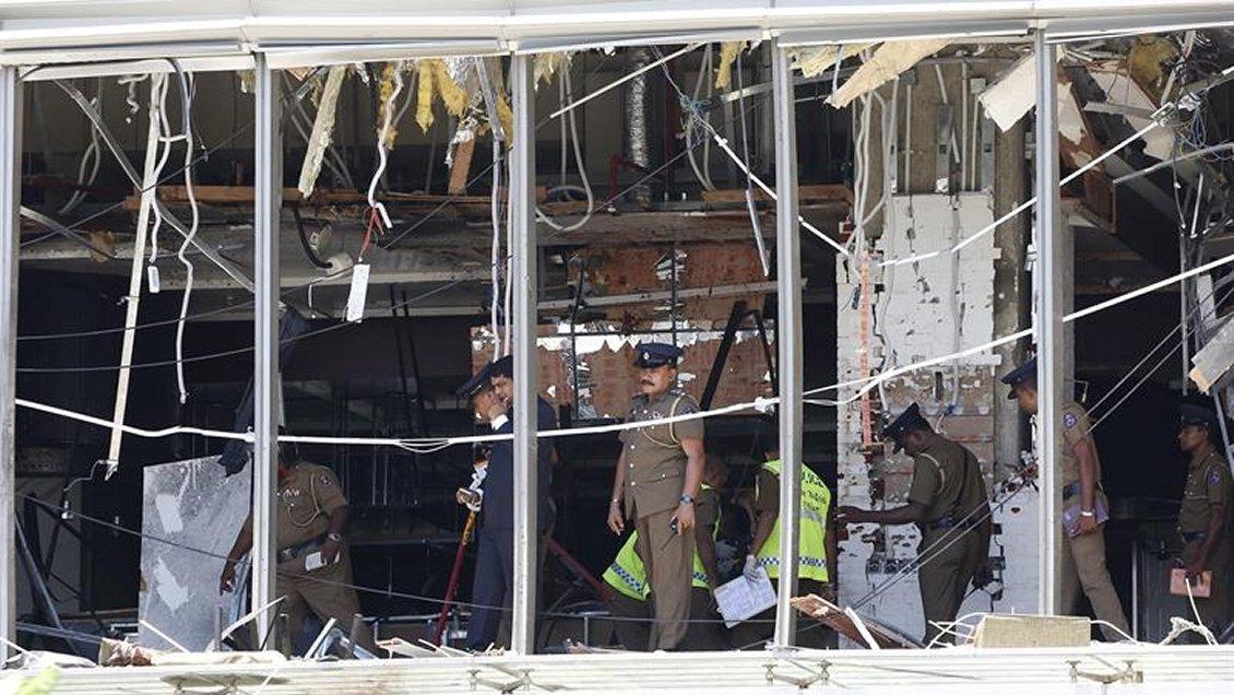 Ataques en Sri Lanka aumentan a ocho: Hasta el momento van 200 fallecidos
