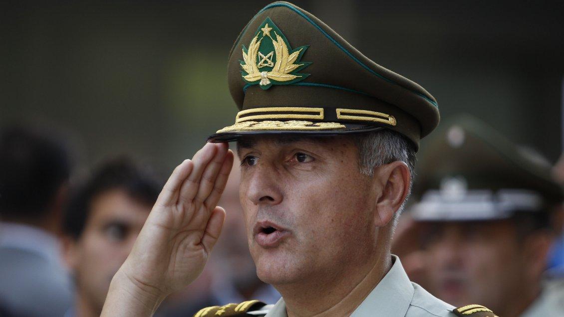 General Rozas en aniversario de Carabineros: ¿En qué momento caímos a este abismo tortuoso y perverso?
