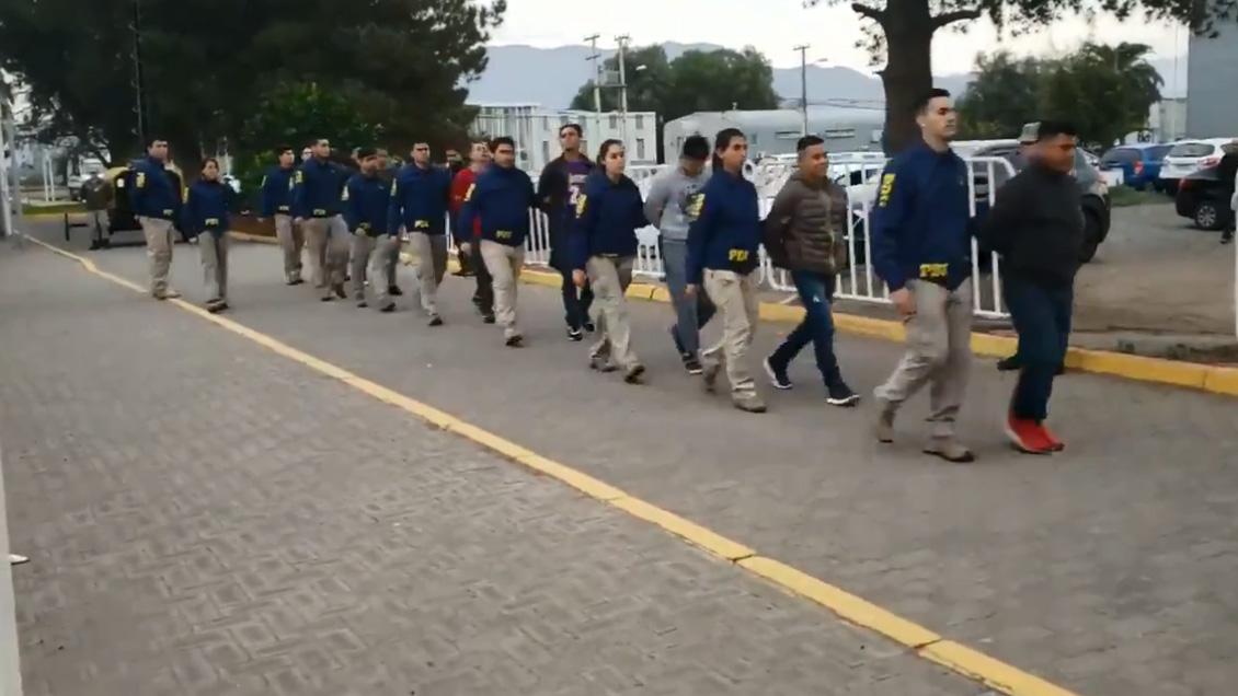 Treinta ciudadanos colombianos fueron expulsados de Chile