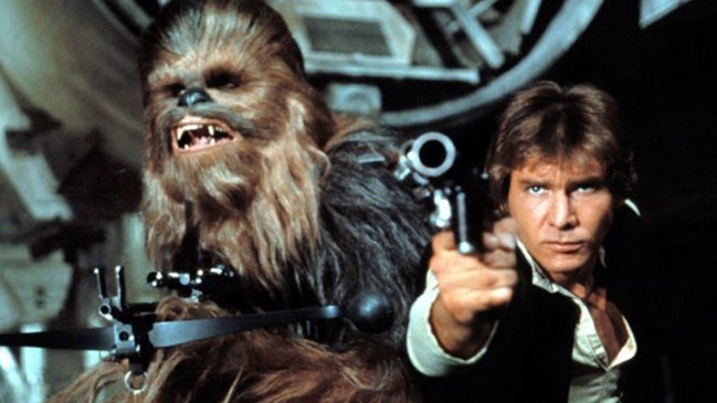 Harrison Ford se despidió de Peter Mayhew (Chewbacca)