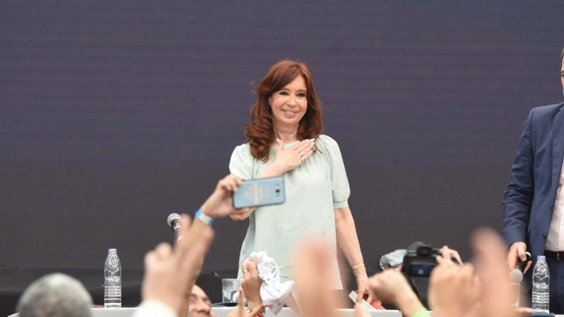 Gobierno argentino invitará a Cristina Fernández a diálogo por acuerdo común