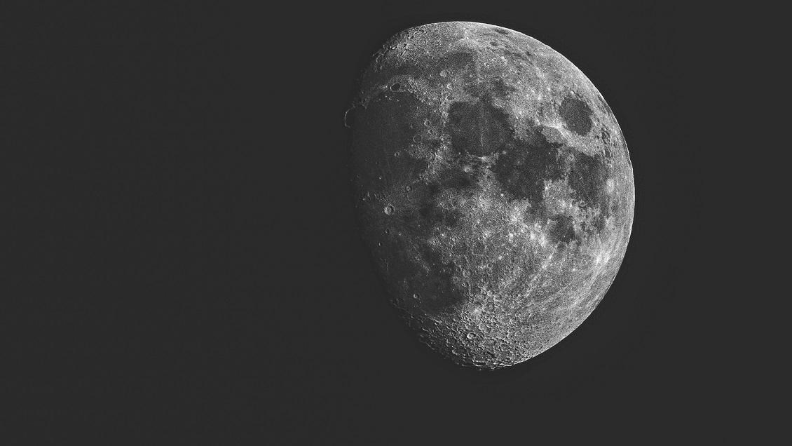 La Luna se está encogiendo y temblando, según la NASA