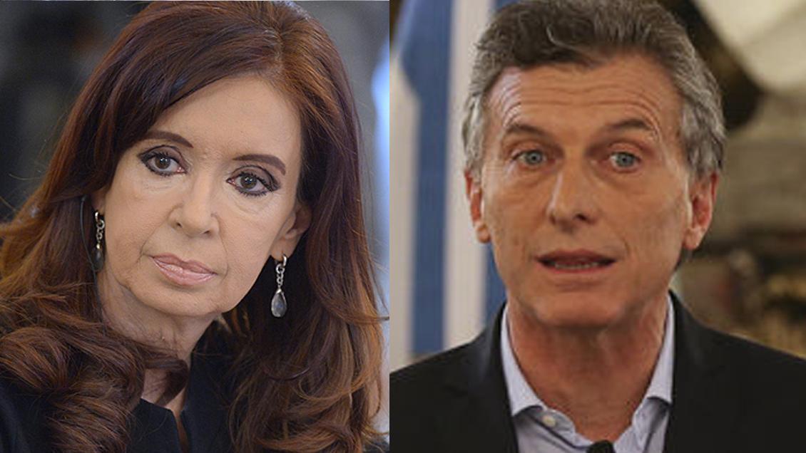 Macri consternado por candidatura de Cristina: