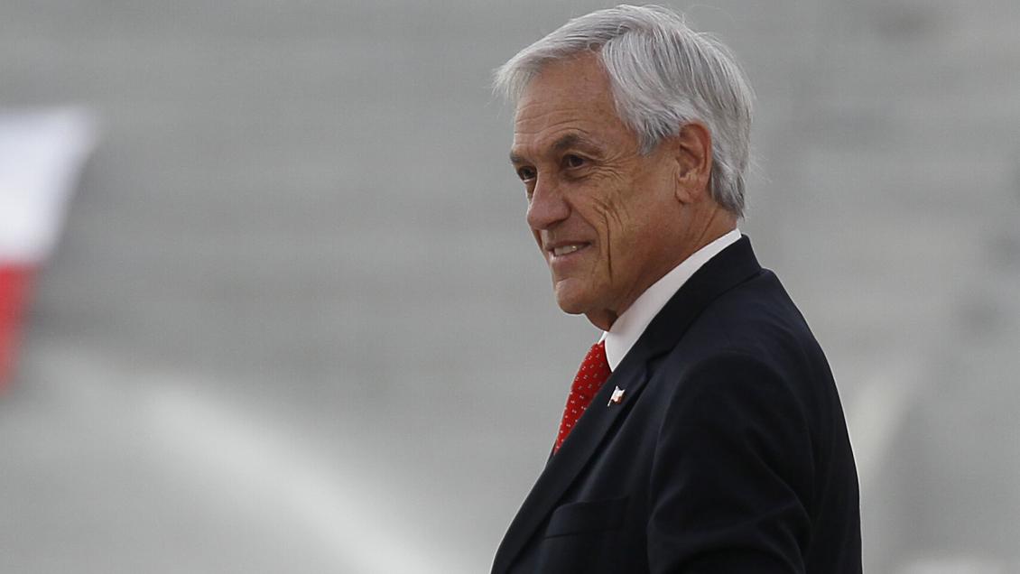 Encuesta Cadem: Aprobación a Piñera sigue en picada y llega al 33 por ciento