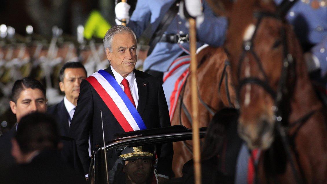 Las frases de la Cuenta Pública del Presidente Piñera