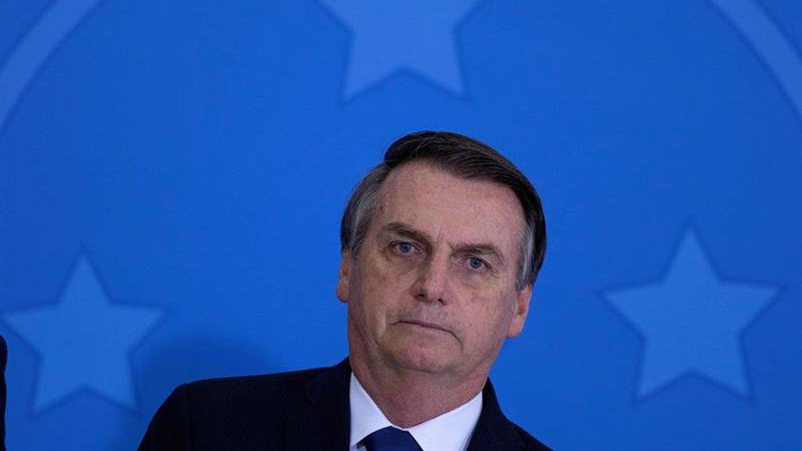 """Bolsonaro y números rojos en Brasil: """"Yo dije que no entendía de economía"""""""
