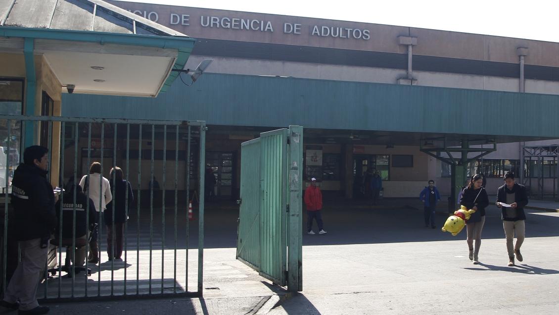 Minsal instalará hospital de campaña para enfrentar sobrecarga del San José