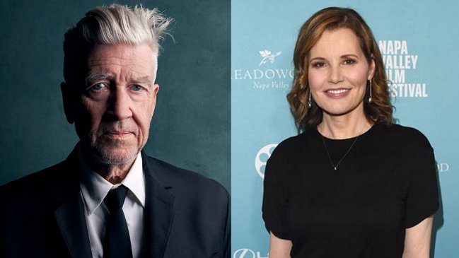 David Lynch y Geena Davis serán premiados por la Academia de Hollywood