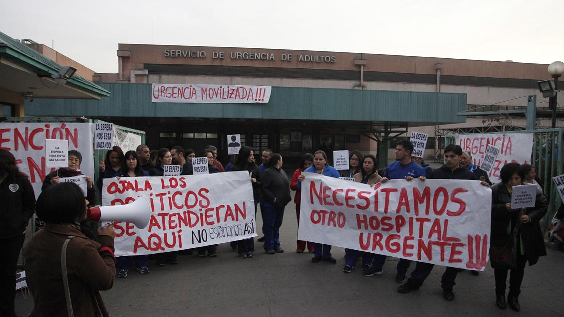 Diputado Castro: La crisis del Hospital San José es el síntoma de una enfermedad más profunda