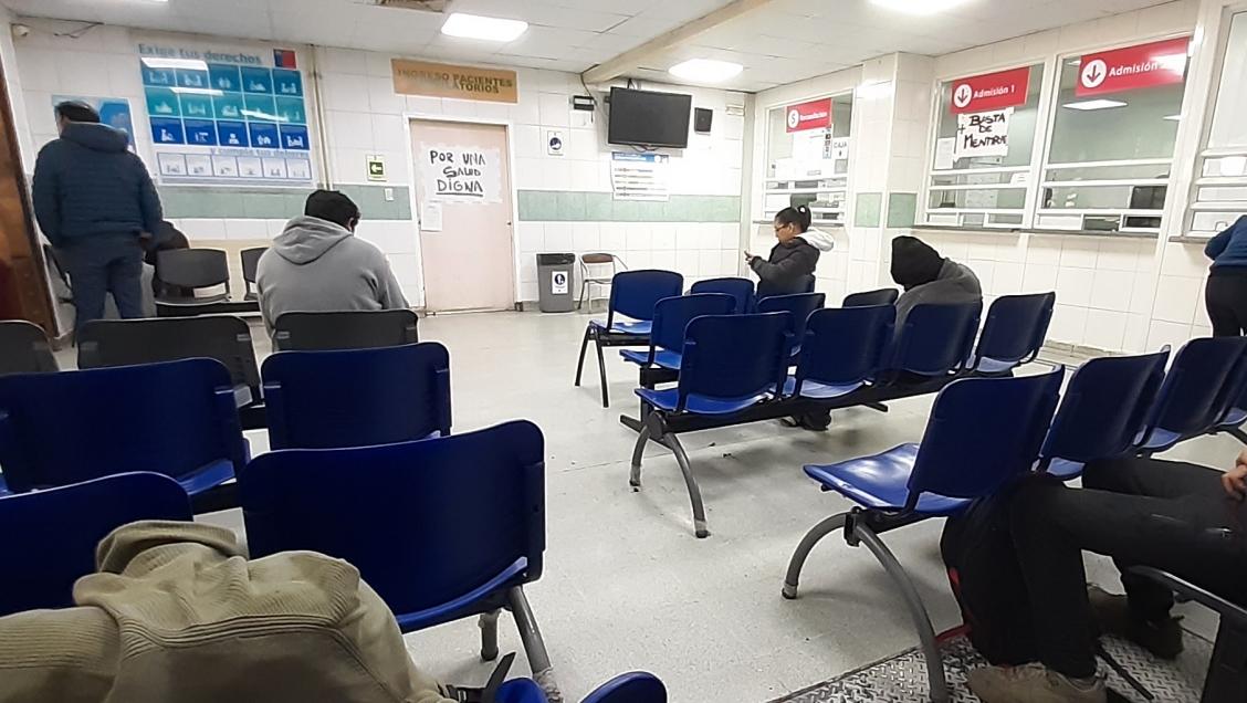 Ministerios de Salud y de Defensa anunciaron plan de apoyo por crisis en hospitales públicos