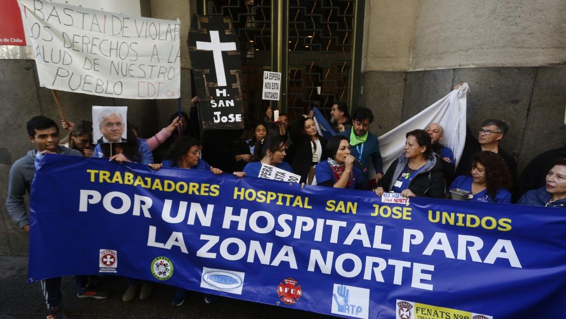 Mañalich comprometió hoja de ruta para nuevo hospital en zona norte de Santiago