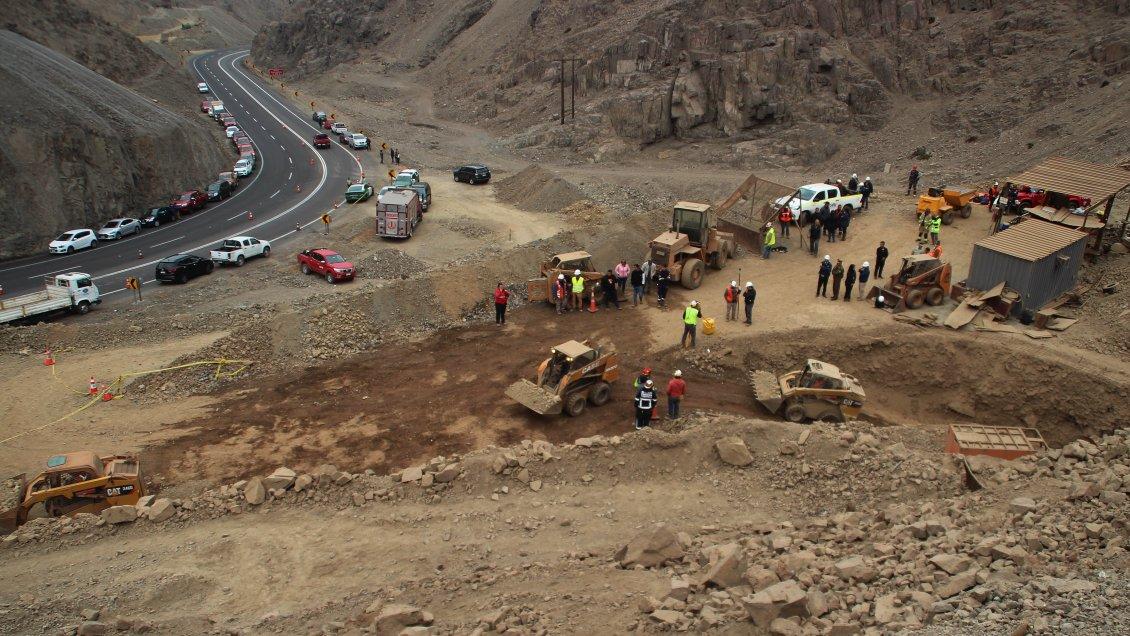 Resultado de imagen para mineros chile
