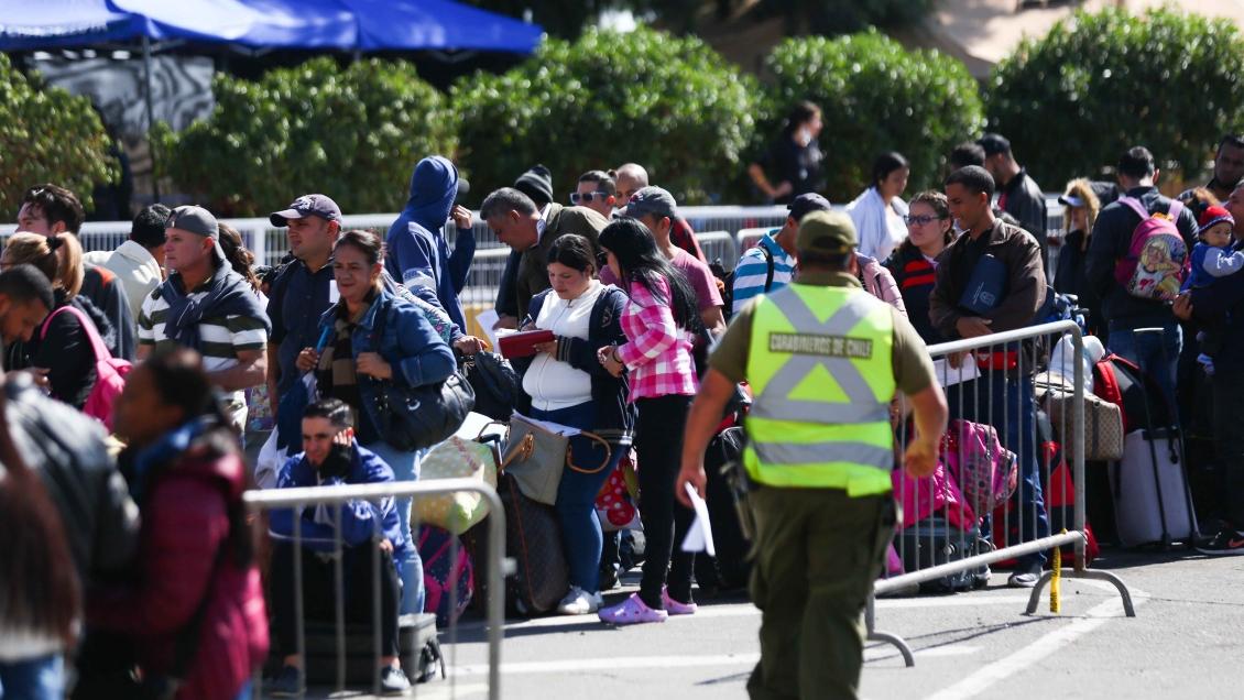 Cónsul en Tacna: Unos mil venezolanos hicieron trámites para migrar a Chile