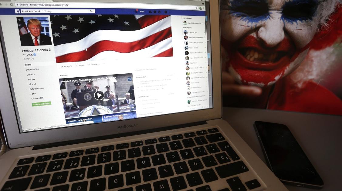 Facebook prohibirá los anuncios que pidan a la gente que no vaya a votar