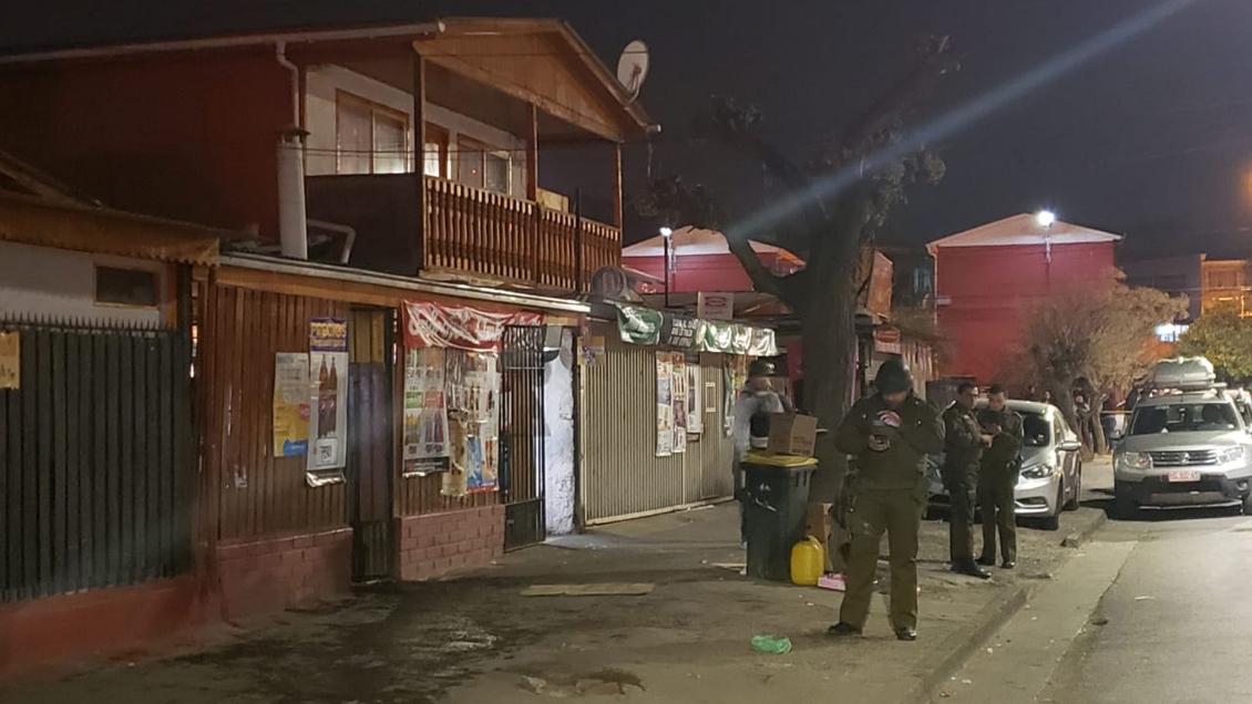 Tiroteo en Puente Alto dejó al menos cinco muertos