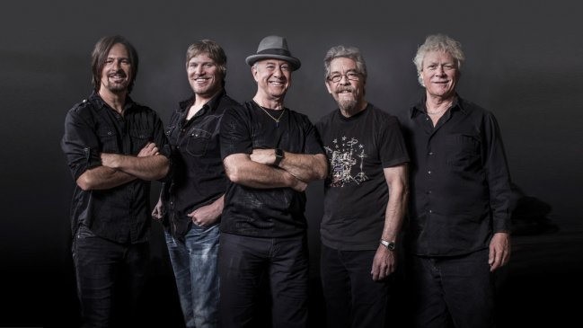 Creedence Clearwater Revisited se despide de Chile con dos conciertos