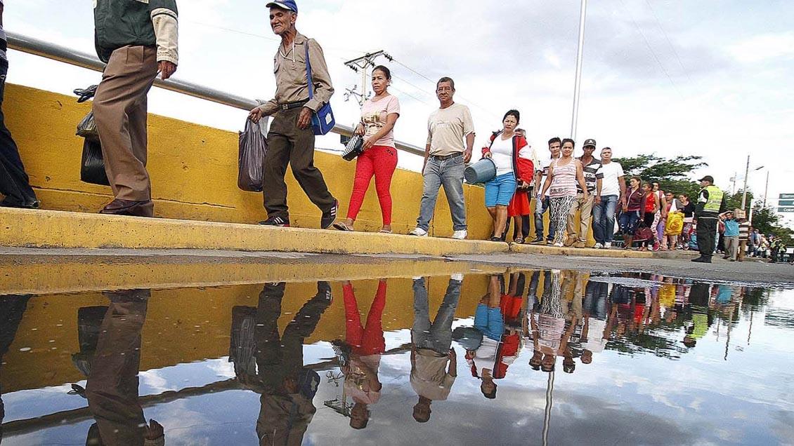 Muertes de migrantes en América suben 33 por ciento: Venezolanos encabezan los decesos