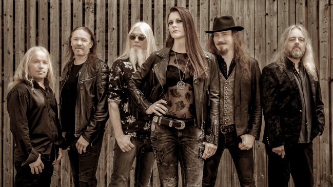 Nightwish regresa a Chile con Marko Hietala Band como invitado
