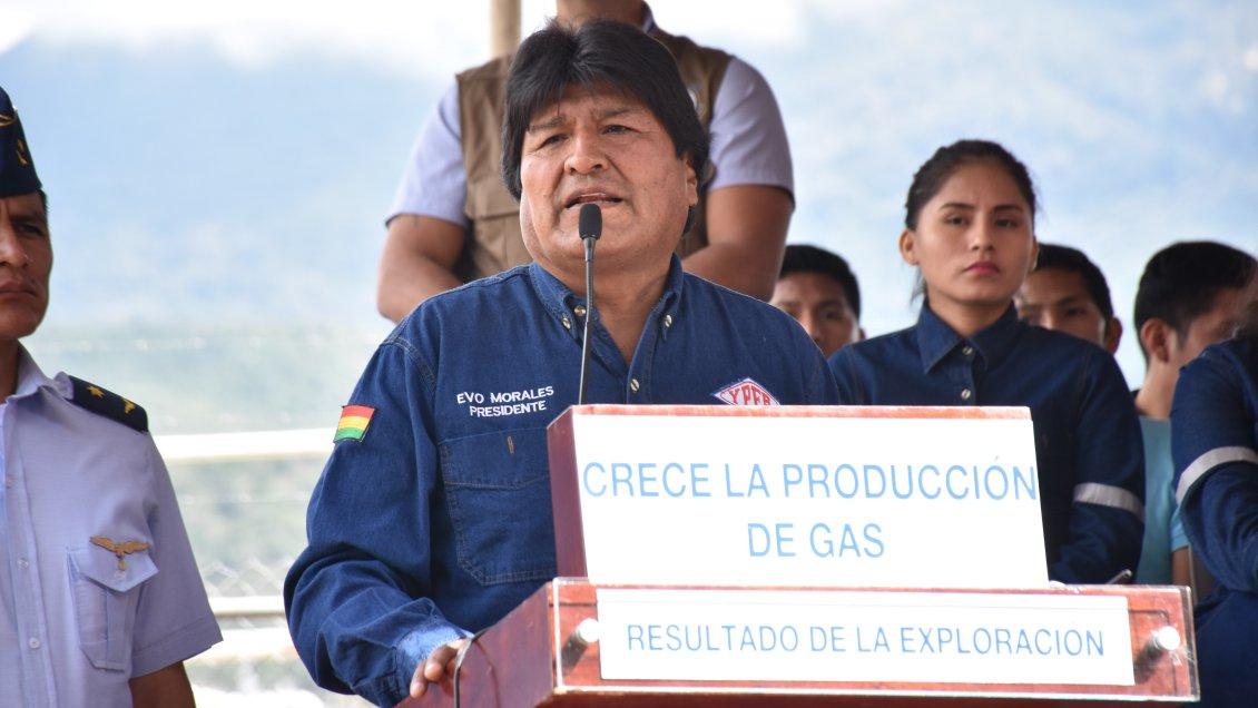 Evo Morales por crisis económica en Argentina: Es culpa del modelo neoliberal