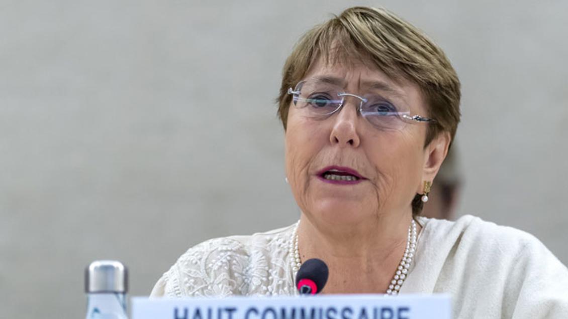 Bachelet: Rearme de facción de las FARC