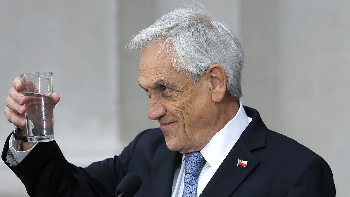 Roberto Ossandón, ex vicepresidente RN: