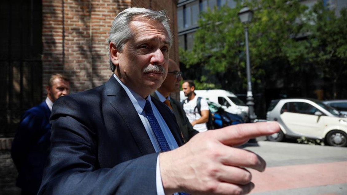 Alberto Fernández: Gobierno de Macri solo ha dejado cinco millones de nuevos pobres