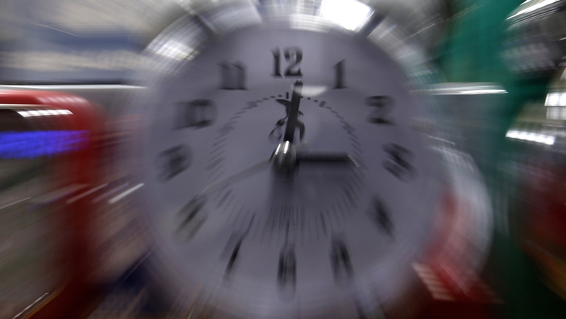 Consejos para afrontar de mejor manera el cambio de hora
