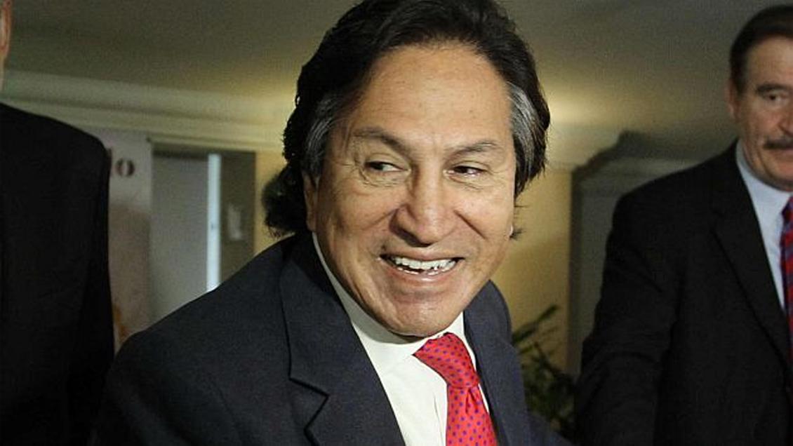 EE.UU.: Niegan por segunda vez la libertad bajo fianza al ex presidente peruano Alejandro Toledo