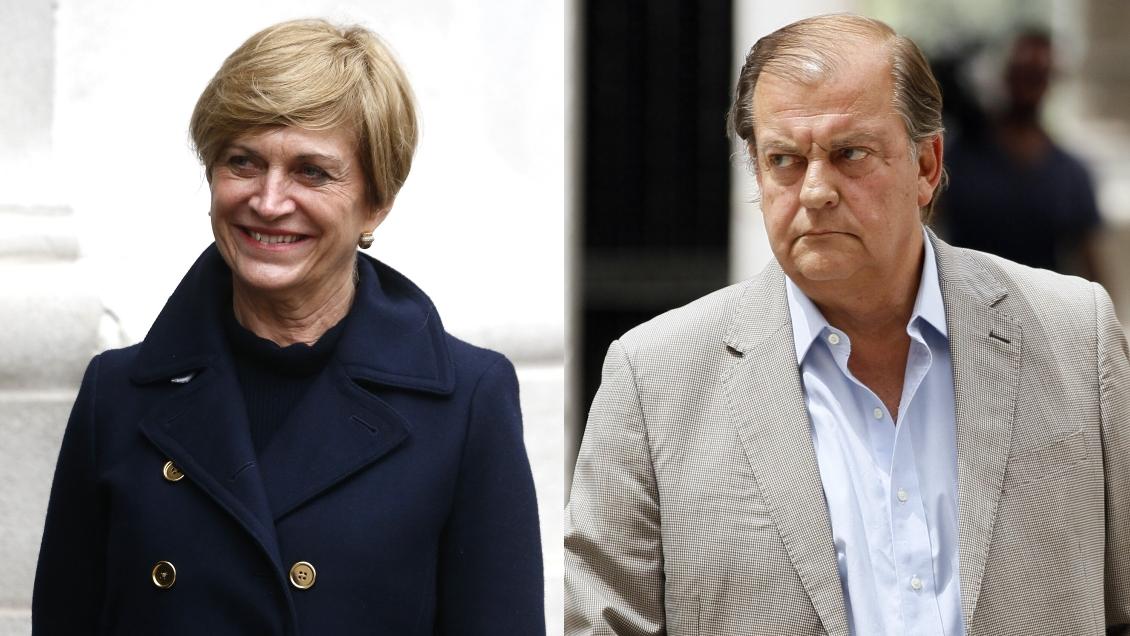 Matthei y Vidal lideran aprobación como eventuales candidatos a gobernador metropolitano