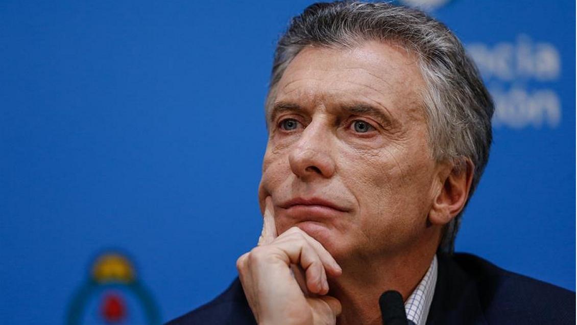 Macri señaló que a los argentinos
