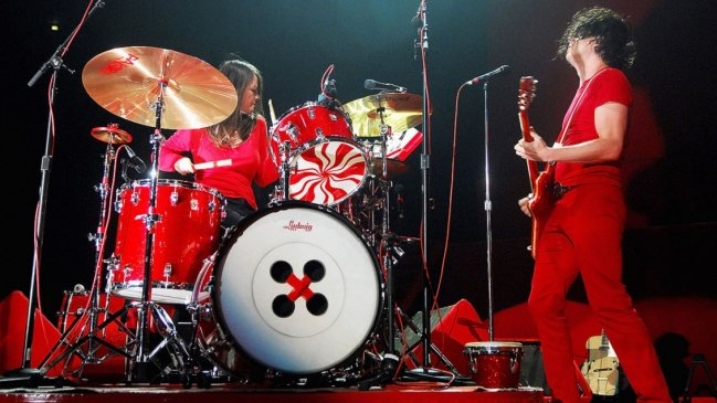 The White Stripes lanza álbum en vivo de su último show